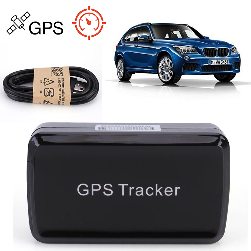 Car GPS GPRS LBS Tracker Real Time Tracking Device Anti-lost Anti-theft Vehicle Bike Car Locating Tracker Alarm Positioner