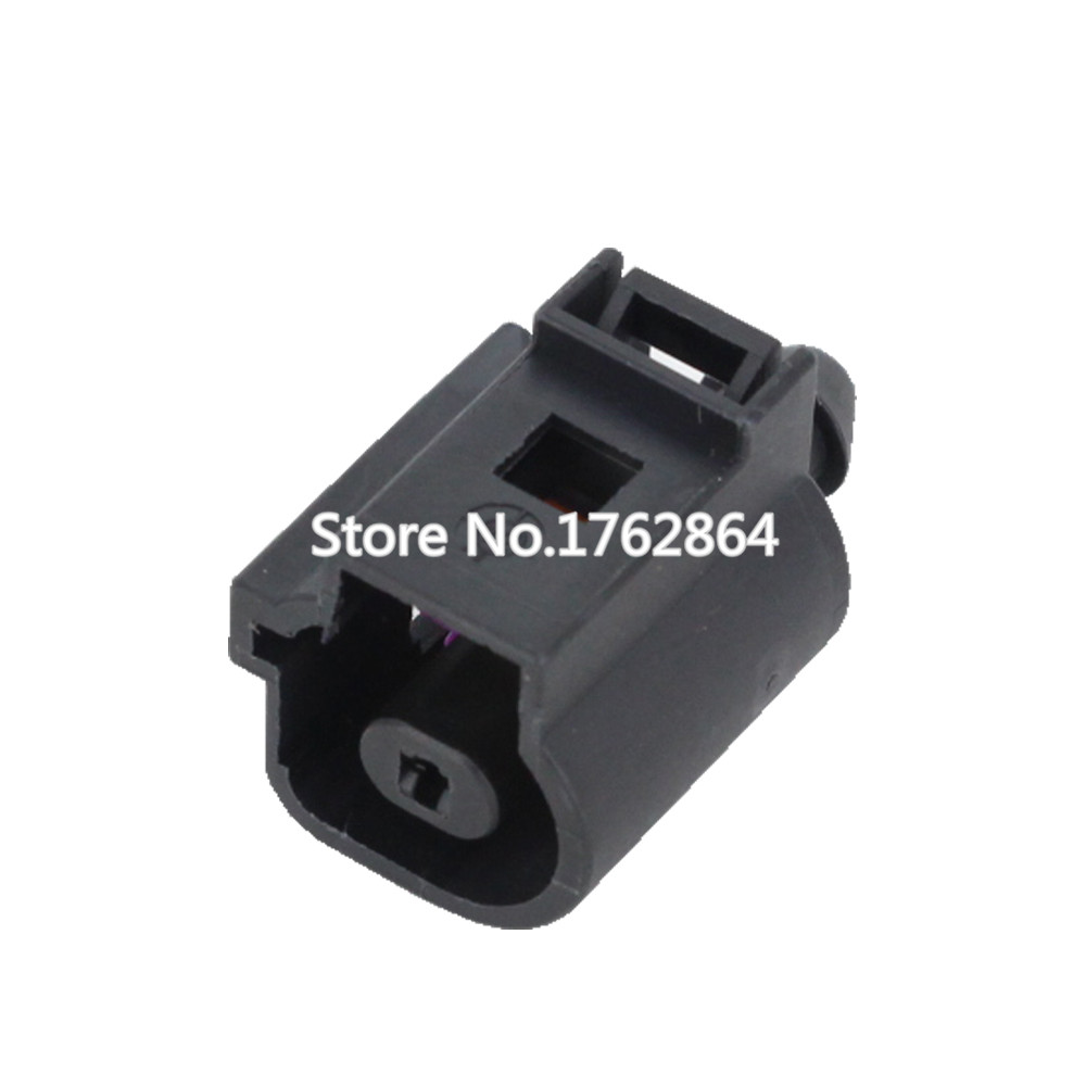 1 Pin 1 5 Series Waterproof Car sound Plug Connector with Terminal DJ7012C 1 5 21 1P in Connectors from Lights Lighting