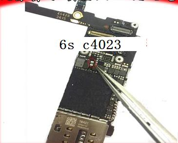 separation shoes 371d7 510fc US $12.8 |100pcs/lot For iPhone 6S 6S plus C4023 larger backlight capacitor  logic board fix part-in Mobile Phone Circuits from Cellphones & ...