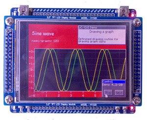 Image 2 - แขน Cortex M3 Mini STM32F103VCT6 Development Board + 3.2 นิ้ว TFT LCD โมดูล 56kB แฟลช 48KB RAM