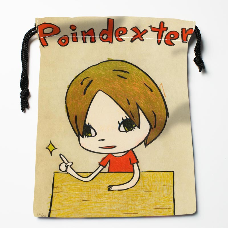 HOT Custom Yoshitomo Nara Drawstring Bags Custom Storage Bags Storage Printed Gift Bags More Size 27x35cm Compression Type Bags
