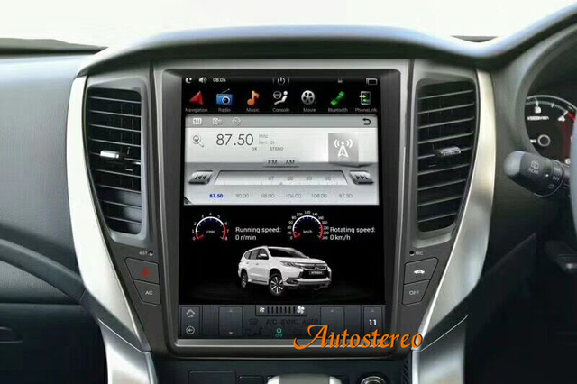 Android 6 0 Tesla Screen Car No Dvd Player Gps Navigation