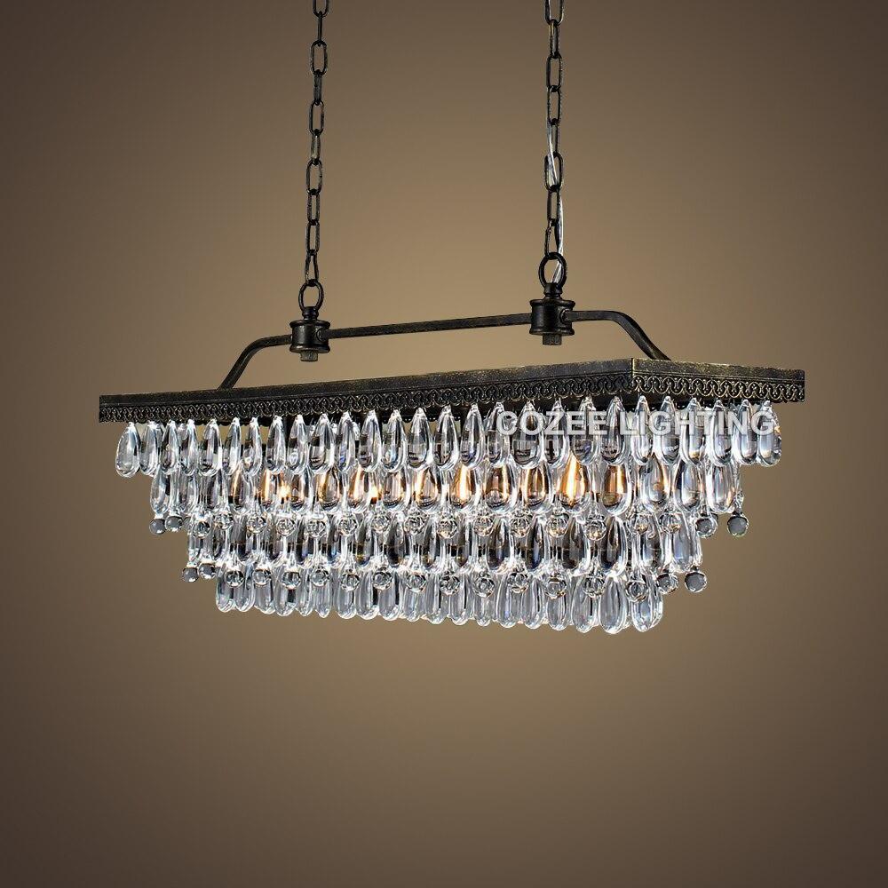 Acquista all'ingrosso online moderno led lampadari da grossisti ...