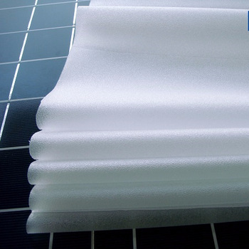 ALLMEJORES 810mm EVA film for solar cell panel encapsulation thickness 0 4mm Solar film CE TUV
