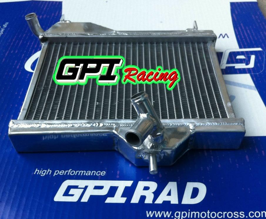 New Radiator Cost >> Gpi Racing New Aluminum Radiator For Yamaha Rz350 Rz 350 Rd350 Rd250 Rd 350 250