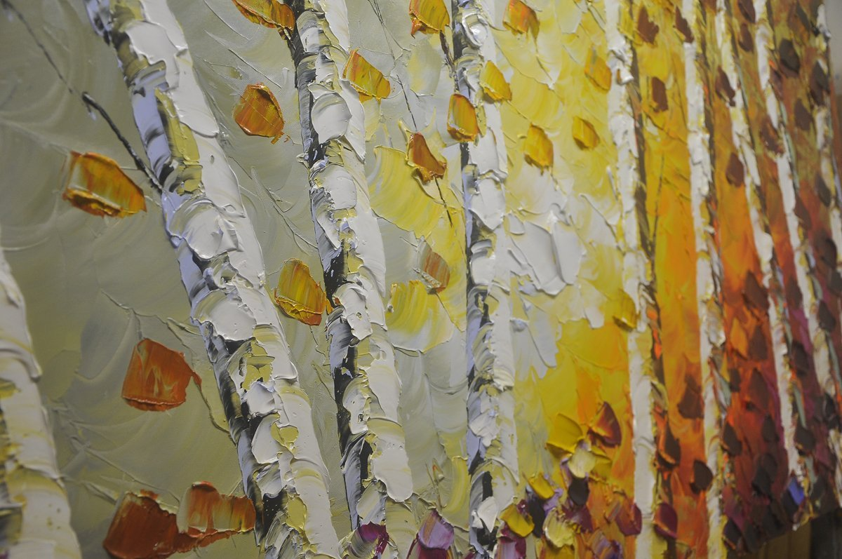 Chen Kunst Abstrakte acrylbilder auf Leinwand Moderne Leinwand ...