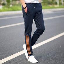 5XL 4XL Casual Pants Men Skinny Mens Season Sweat Pants Male