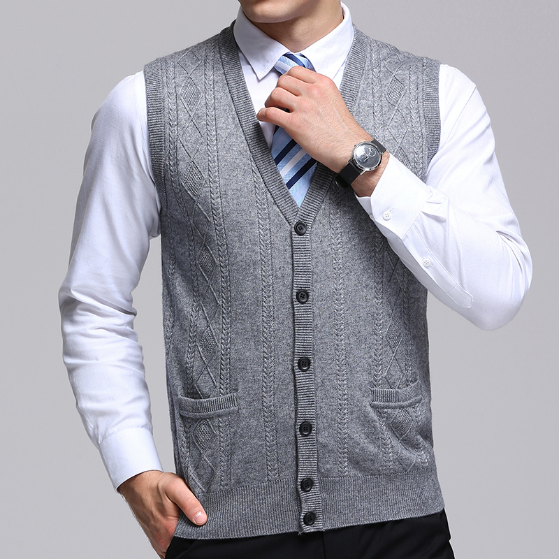 2019 Neue Mode Marke Pullover Mann Strickjacke Ärmel Slim Fit Jumper Strickwaren Warme Herbst Koreanische Stil Casual Herren Kleidung Einfach Zu Schmieren