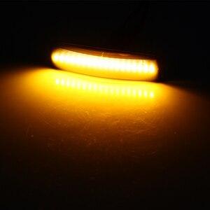 Image 5 - Luz de seta dinâmica led 2 peças, luz sequencial blinker para land rover discovery 3 4 freeland2 rover sport