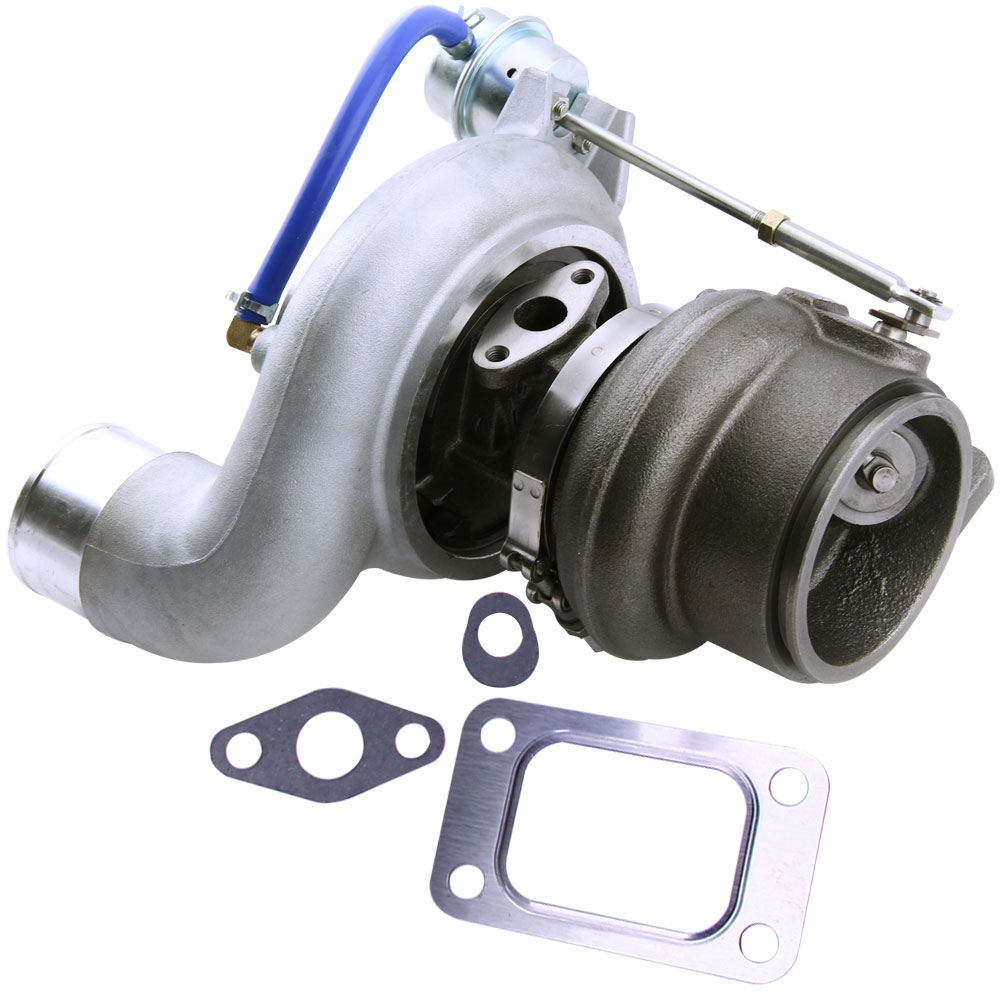 maXpeedingrods for Dodge Ram 2500//3500 Cummins 6BT 5.9 HY35W Turbocharger Oil Feed Drain Line