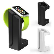 Charger Holder For Apple Watch Dock Station Stand Watch band Mount For Apple Watch 1 2 3 42mm 38mm Charging Smart Watch Bracket