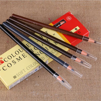 5 Color Eyebrow Enhancer Pencil Eyebrow shadows Waterproof Long Lasting Eye Brow Eye Liner Paint Makeup Tools
