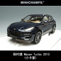 Brand New Minichamps 1/18 Scale 2013 Po*r-sc*he MACAN TURBO SUV Diecast Metal Car Model Toy For Collection/Gift/Decoration