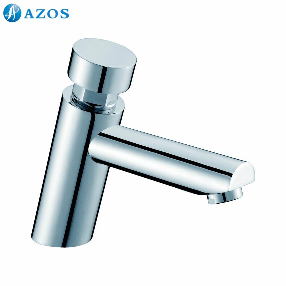 Toilet Delay Filling Valves Bathroom Basin Faucets Single Cold Water ...