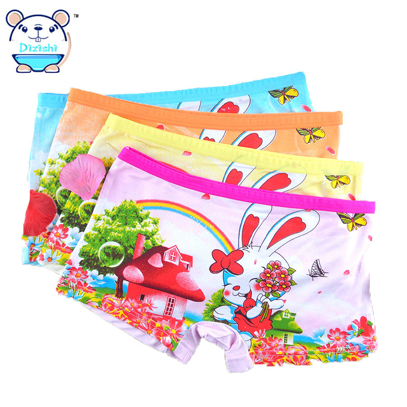 Children Panties For Girls 2017 Baby Girls Underwear Briefs Child Underwear Lovely -6958