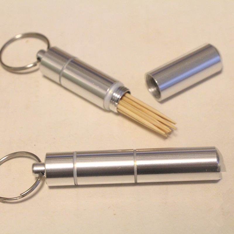 Hordozható fém zárt palack alumínium ötvözet kemping kültéri - Kemping és túrázás