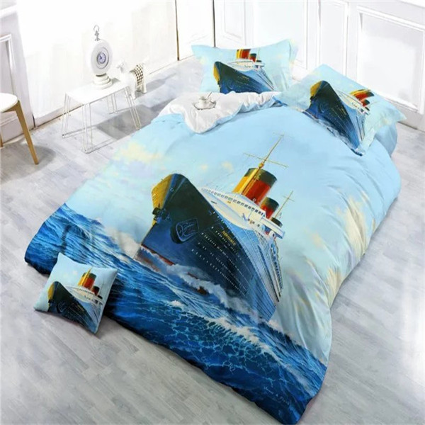 Compare prices on sea queen brand online shopping buy low for Housse de duvet