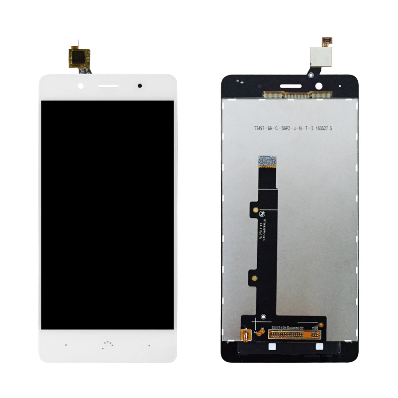 "Image 2 - 5.0"" Display For BQ Aquaris X5 plus high quality LCD Display touch screen mounting kit for BQ X5 Plus LCD monitor + Free Tools-in Mobile Phone LCD Screens from Cellphones & Telecommunications"