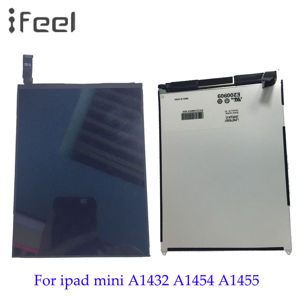 For iPad mini 1 ST A1455 A1454 A1432 LCD Display + Touch Screen No Dead Pixel Tablet PC Replacement Repair for iPad Mini 1 LCDFor iPad mini 1 ST A1455 A1454 A1432 LCD Display + Touch Screen No Dead Pixel Tablet PC Replacement Repair for iPad Mini 1 LCD
