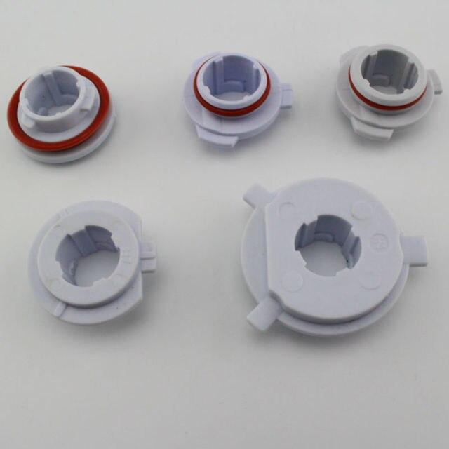 ossen 2x h1 socket adapter led bulb holder light base with. Black Bedroom Furniture Sets. Home Design Ideas