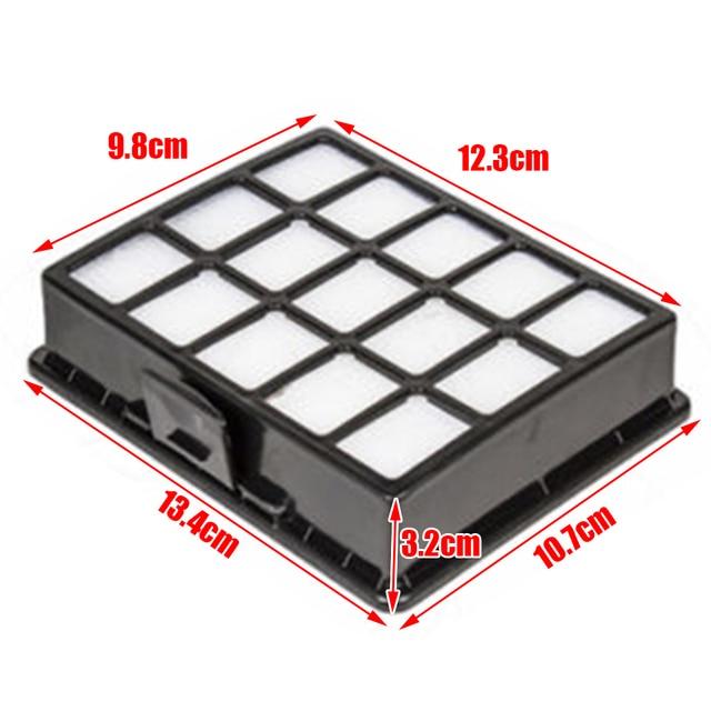 Aspirador de pó filtro peças de reposição conjunto kit de filtros e filtro de esponja para samsung DJ97-00492A sc6520 sc6530/40/50/60/70/80/90 2