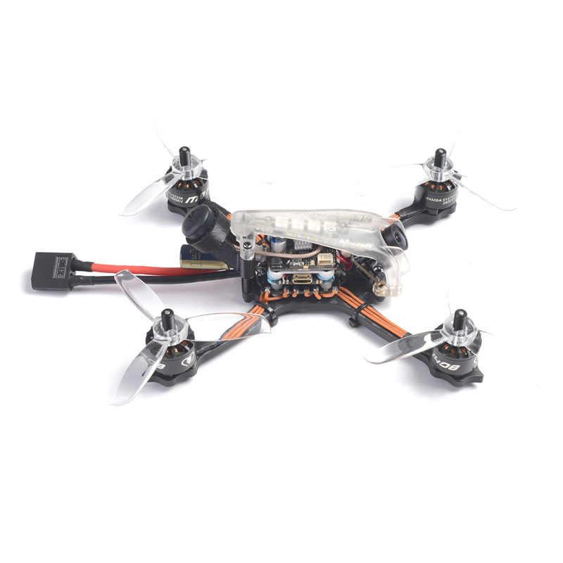 Diatone GT R369 3 pulgadas 6S 143mm FOXEER depredador V4 Cámara loco Racing Edición Limitada PNP XT60 143mm FPV Racing RC Drone modelo