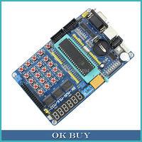 ATMEGA16A Chip Core AVR SCM Development Board Learning Board Test Board Programmer With Pins