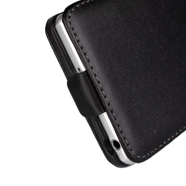 Sony Xperia Z2 D6503 dəri qutusu üçün ulduzlu nazik Maqnetik - Cib telefonu aksesuarları və hissələri - Fotoqrafiya 4