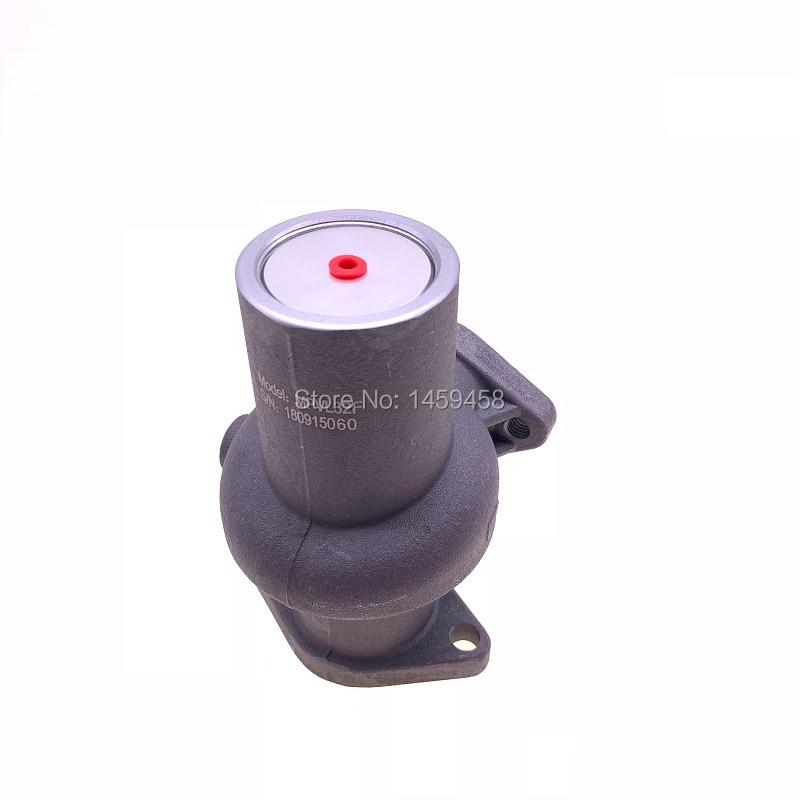 Free shipping 2pcs/lot MPVL32F flanged mininum pressure valve(MPV valve) pressure relief valve used for screw air compressor