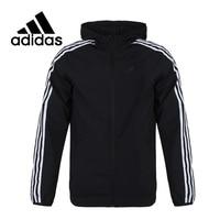 Original New Arrival Adidas WB CLASSIC 3S Men's jacket Hooded Sportswear