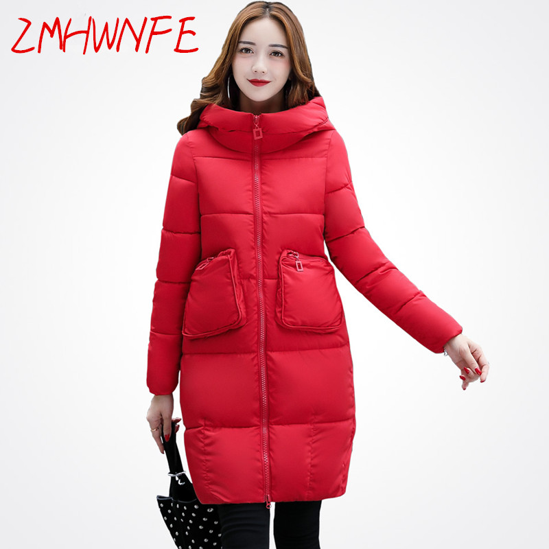 2017 Time-limited Rushed Full Solid Long Pockets Ukraine Female Women Winter Coat Thickening Jacket Women's Parkas Outwear 2015 time limited rushed coat jacket fruit tea pure natural fresh dried lotus leaf to lose belly slimming plants oem processing