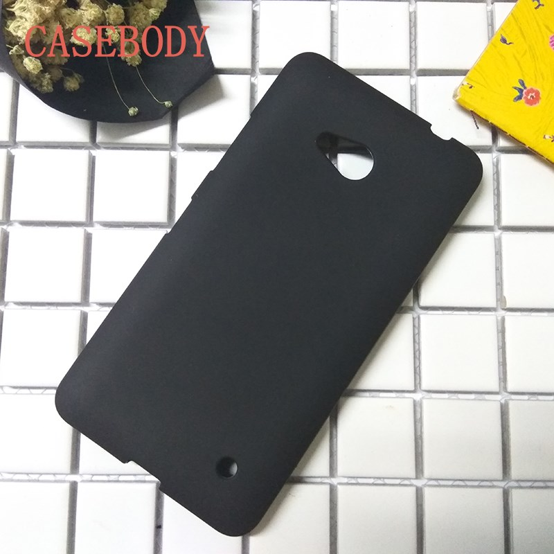 CASEBODY For Nokia Lumia 640 Case Matte TPU Silicone Gel Case Cover For Microsoft Nokia 640 LTE Dual Sim Anti Knock N640 Coque