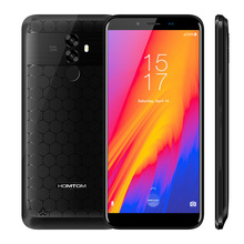 HOMTOM S99 4 г Phablet 5,5 дюймов Android 8,0 MTK6750 4 + 64 г смартфон 21.0MP + 2.0MP двойной Камера