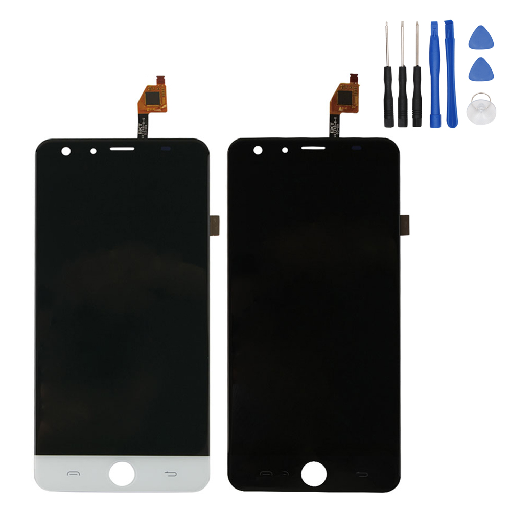 Original Para Ulefone Ser Táctil LCD y Montaje de la Pantalla Táctil de Reparaci