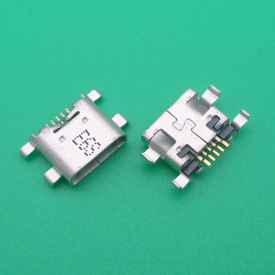 10pcs Micro Usb Charger Socket Charging Port Plug Dock Connector For Huawei P10 Lite WAS-AL00 WAS-AL10 For Maimang 6 RNE-AL00