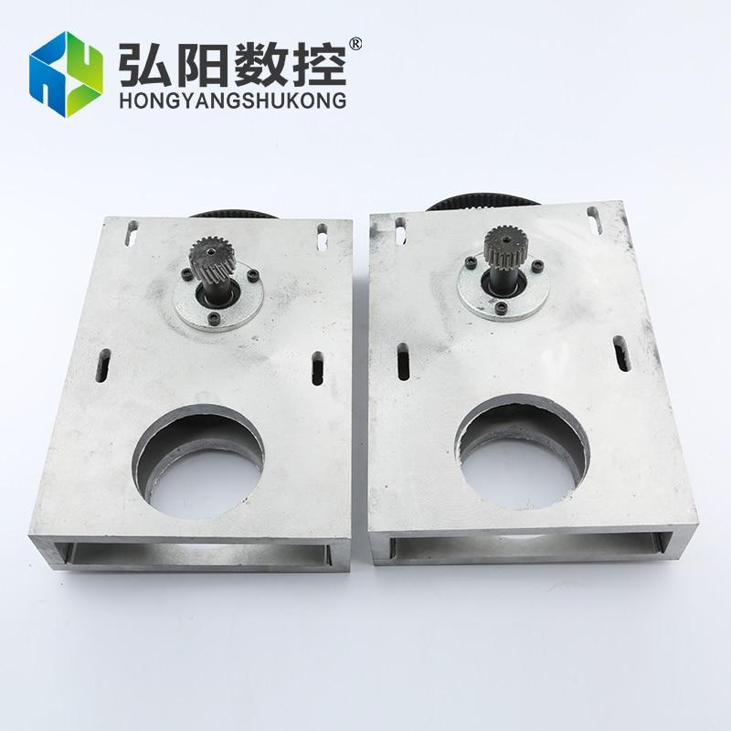 Caja de engranajes de 1.25M con piñón de correa Accesorios de - Piezas para maquinas de carpinteria - foto 4