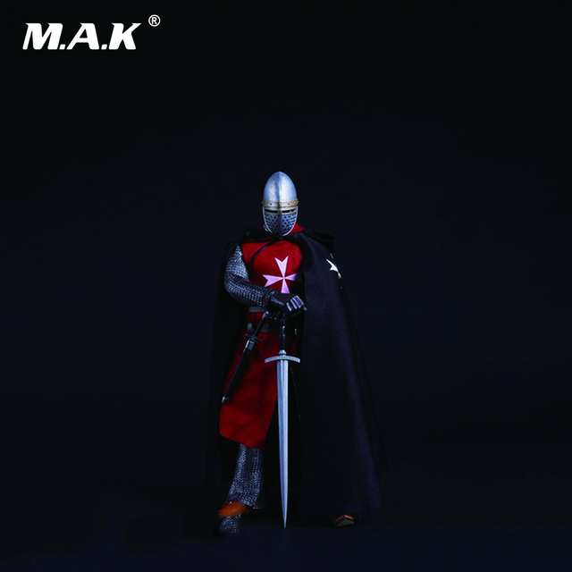 1/6 Scale 12 Inches Movable Action Figures The Sovereign Military of Malta Full Set Figures Collections Toys Gifts