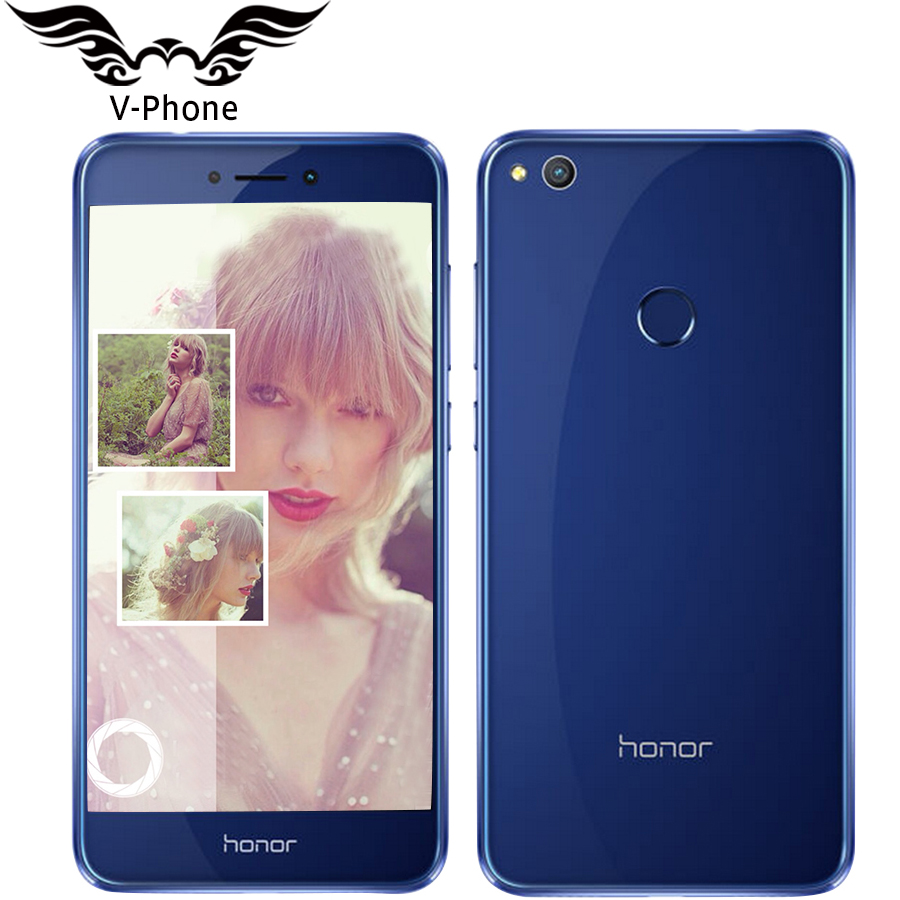 2017 NEW Original Huawei Honor 8 Lite 4G LTE Mobile Phone 4GB 64GB Kirin 655 Octa