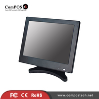 China Wall POS System 15 Inch Resistive Touch Screen Cash Register With 15 Inch Resistive Screen All In One