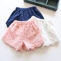 2017 Cortocircuitos de Las Muchachas Niños Bebé Chica de Moda de Verano Pantalones Cortos de los niños ropa