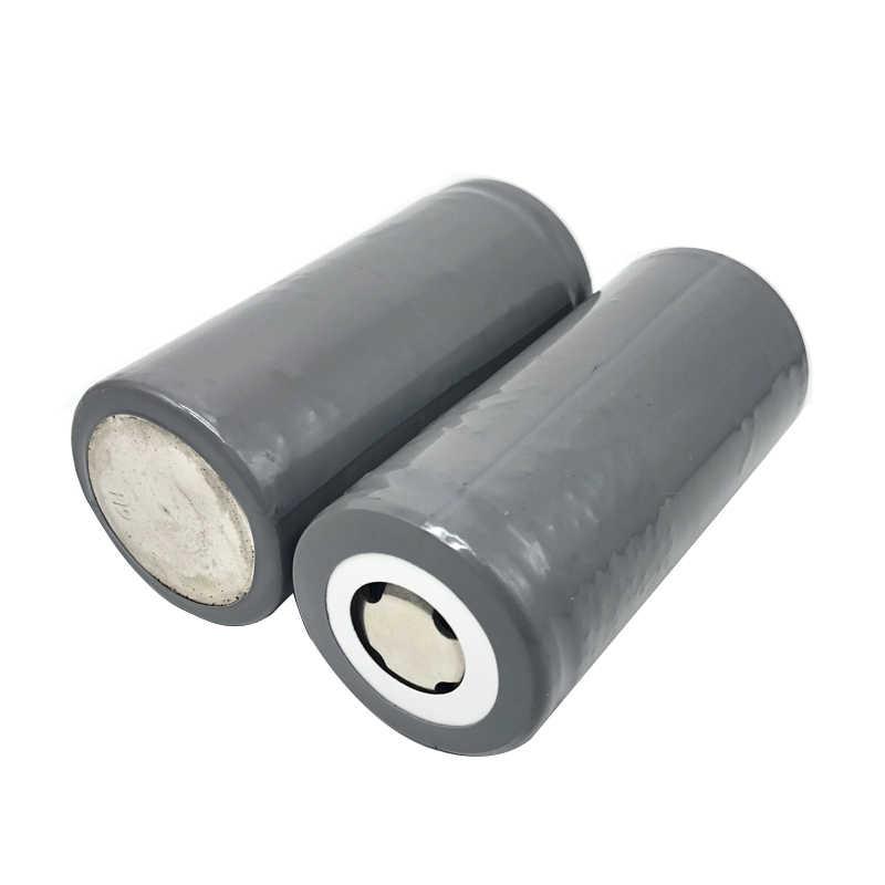 32700 LiFePO4 Cell pin sạc cho tua vít Tối Đa 55A Cao Cấp 32650 LiFePO4 6000 mAh Pin cho E-Xe đạp 32650