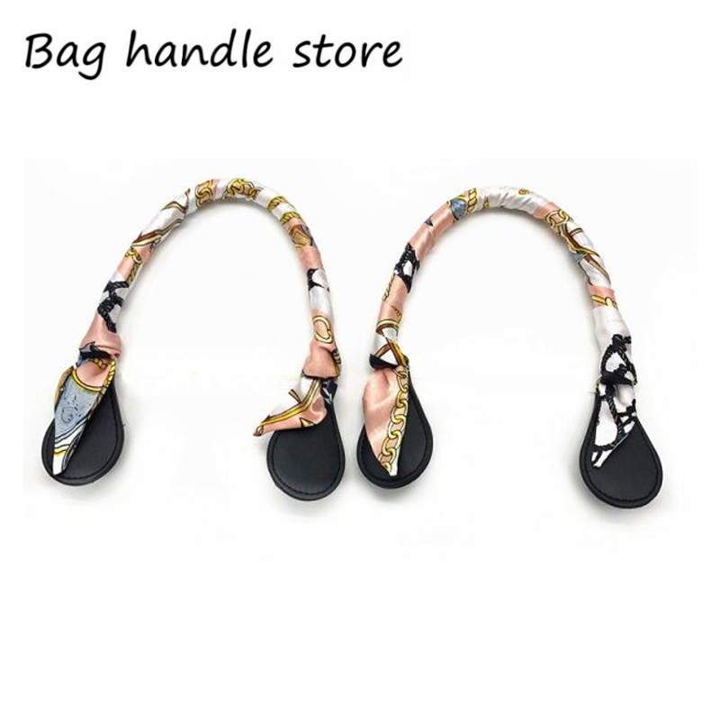 50 Cm New Bands And Pu Leather Bag Handle For Tote Bag For Obag