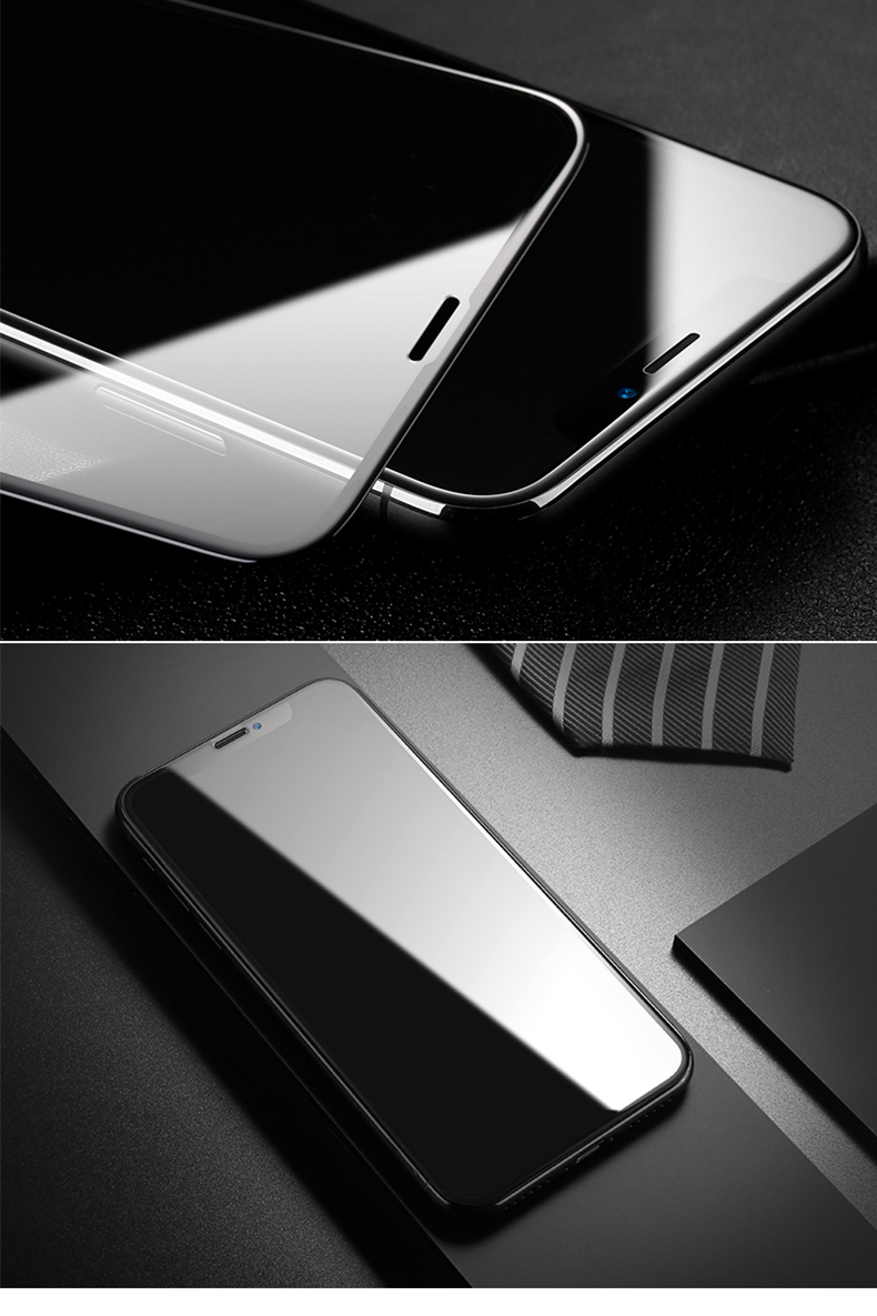 9D protective glass for iPhone 6 6S 7 8 plus X glass on iphone 7 6 8 X R XS MAX screen protector iPhone 7 6 screen protection XR 9