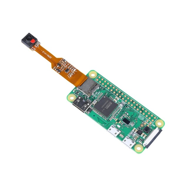 Raspberry Pi Zero Camera Module 5MP Webcam Support 1080p30 720p60 And 640x480 Video Record Support Raspberry Pi Zero V1.3 Only
