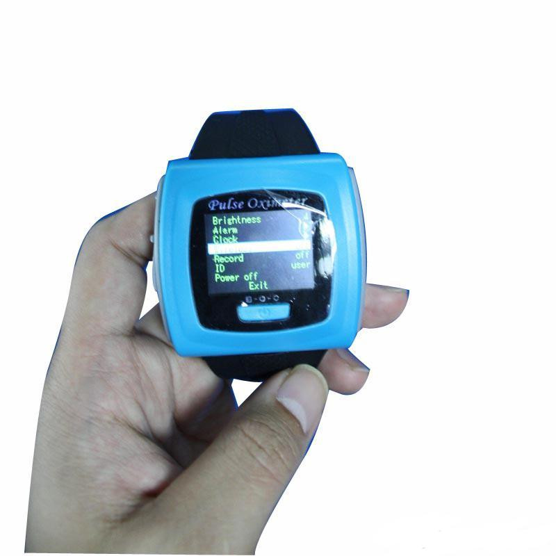 Кислородный монитор сна Bluetooth Пульсоксиметр Spo2 Сигнализация сердечного ритма Смарт палец кольцо трекер и анти храп сна приспособления прот... - 6