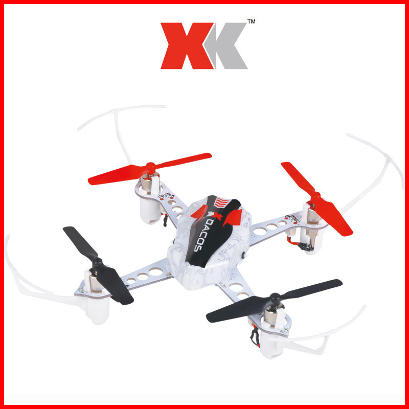 WLtoys New XK X100 RC Drone 2.4GHz 6 Channel 6 Axis Gyro Quadcopter Support FUTABA S-FHSS RTF Mini Aircraft RTF RC Kids Toy syma x12 2 4ghz 4 channel 6 axis gyro mini r c quadcopter aircraft toy green page 9