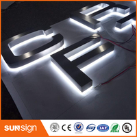 Super Bright Backlit LED Illuminated Sign