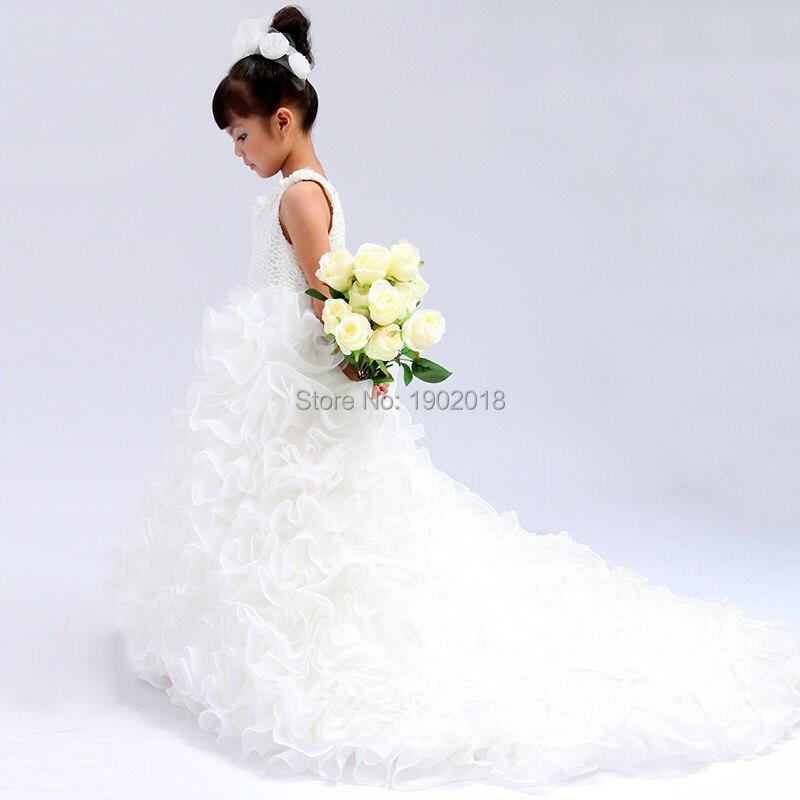 Vestidos de nina para bodas baratos