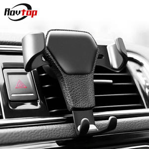 Mount-Stand Cell-Phone-Holder Car-Bracket Air-Vent Universal No-Magnetic for iPhone in