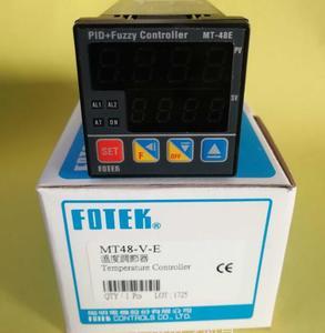 Image 2 - MT48 L E  MT48 V E MT48 R E  FOTEK  PID+Fuzzy Microcomputer Control Mode Temperature Controller 100% New Original